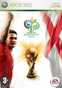FIFA 2006 World Cup Germany Xbox360