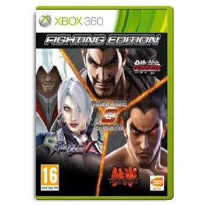 Fighting Complete Tekken 6 + Soulcalibur 5 + Tekken Tag Tournament 2 Xbox360