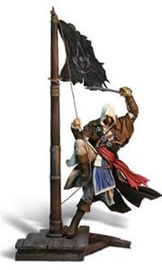 Figurina Assassins Creed Buccaneer Edward Kenway Master of the Seas