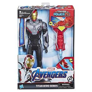 Figurina Avengers Titan Hero Power Fx 2.0 Iron Man