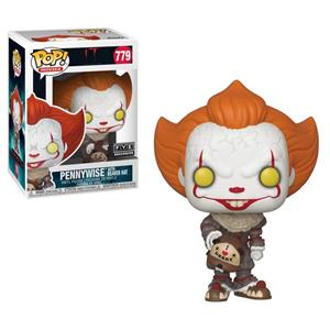 Figurina Funko Pop Movies Pennywise With Beaver Hat Vinyl Figure
