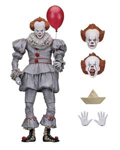 Figurina Pennywise It 2017 Neca Action Figure