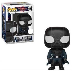 Figurina Pop Bobble Marvel Animated Spider-Man Noir