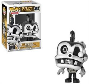 Figurina Pop Games Bendy And The Ink Machine Fisher