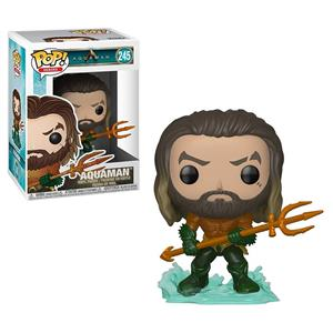 Figurina POP Heroes Aquaman In Hero Suit