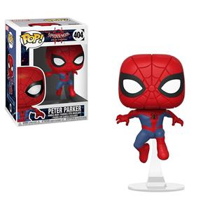 Figurina POP Spider Man Into The Spider Verse Peter Parker