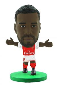 Figurina Soccerstarz Arsenal Alexandre Lacazette Home Kit
