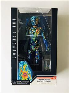 Figurina Thermal Vision Fugitive Predator