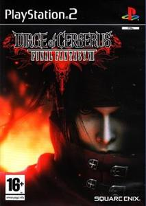 Final Fantasy 7 Dirge Of Cerberus Ps2