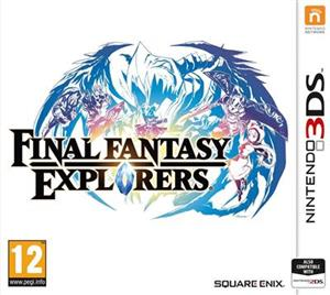 Final Fantasy Explorers Nintendo 3DS