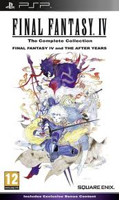 Final Fantasy IV Complete Collection Psp
