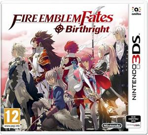 Fire Emblem Fates Birthright Nintendo 3DS