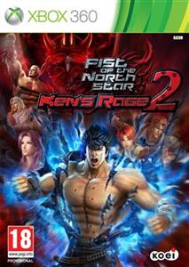 Fist of the North Star Ken's Rage 2 Xbox360