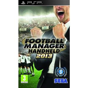 Football Manager 13 Psp