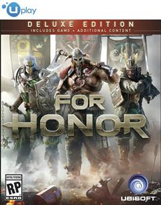 For Honor Deluxe Edition PC (Uplay Code Only)