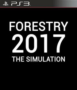 Forestry 2017 The Simulation PS3