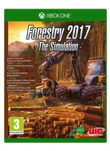 Forestry 2017 The Simulation Xbox One