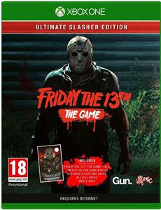 Friday The 13th The Game Ultimate Slasher Edition Xbox One