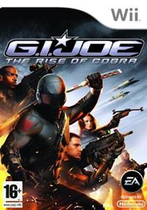 G.I. Joe The Rise Of Cobra Nintendo Wii