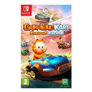 Garfield Kart Furious Racing Nintendo Switch