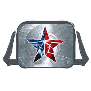 Geanta Captain America Civil War Star Logo Messenger Bag