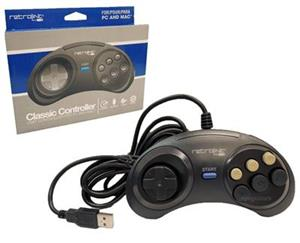 Genesis Controller USB Retrolink PC