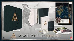 Ghid Assassin's Creed Odyssey Official Platinum Edition