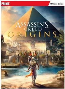 Ghid Assassin's Creed Origins Collectors Edition Hardcover
