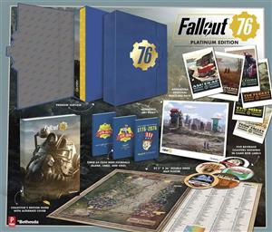Ghid Fallout 76 Prima Official Platinum Edition