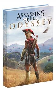 Ghid Gaming Assassin's Creed Odyssey Official Collector's Edition Hardcover