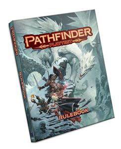 Ghid Joc Pathfinder Rpf 2nd Edition Playtest Rulebook Softback