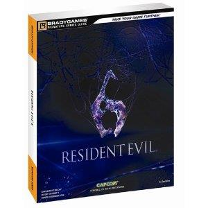 Ghid Resident Evil 6 Official Signature