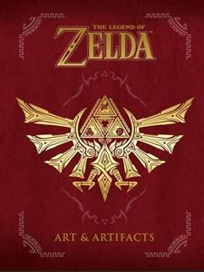 Ghid The Legend of Zelda Art & Artifacts Hardcover