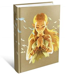 Ghid The Legend of Zelda Breath of the Wild Expanded Edition Hardcover