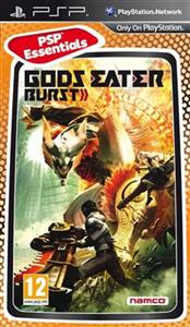 God Eater Burst Essentials Psp