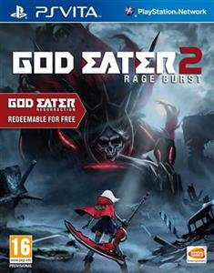 God Eater Resurrection and God Eater 2 Rage PS Vita