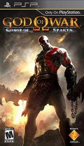 God of War Ghost of Sparta PSP