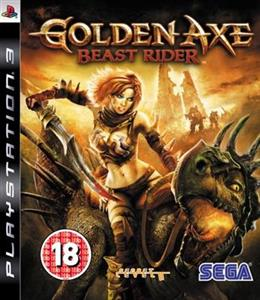 Golden Axe Beast Rider Ps3