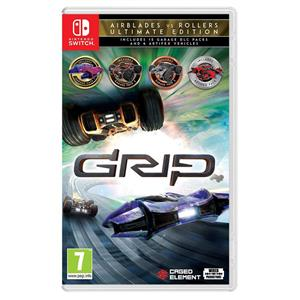 Grip Combat Racing Rollers Vs Airblades Ultimate Edition Nintendo Switch
