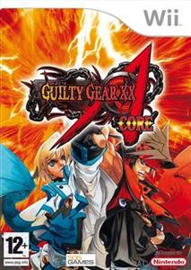 Guilty Gear Core Nintendo Wii