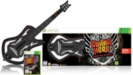 Guitar Hero 6 Warriors of Rock Bundle Xbox360