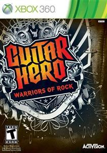 Guitar Hero 6 Warriors of Rock Xbox360