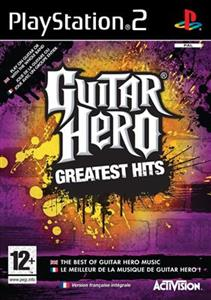 Guitar Hero Greatest Hits Ps2