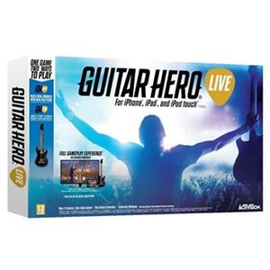 Guitar Hero Live with Guitar Controller iPhone/iPad/iPod Touch