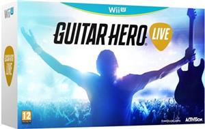 Guitar Hero Live With Guitar Controller Nintendo Wii U
