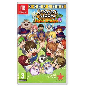Harvest Moon Light Of Hope Complete Edition Nintendo Switch