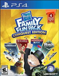 Hasbro Family Fun Pack Conquest Edition PS4