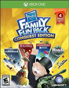Hasbro Family Fun Pack Conquest Edition Xbox One