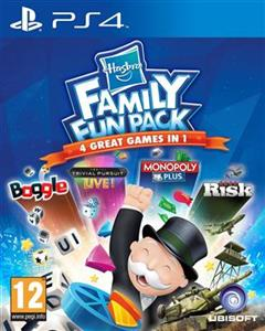 Hasbro Family Fun Pack PS4
