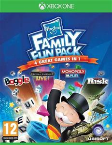 Hasbro Family Fun Pack Xbox One